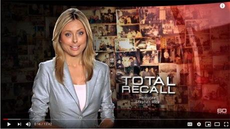 60 Minutes Australia - Total Recall
